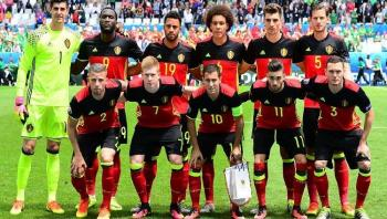 منتخب بلجيكا يعلن قائمة لاعبيه لبطولة أمم أوروبا