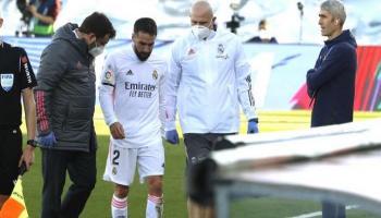ريال مدريد بطل إصابات الدوري الإسباني