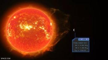علماء يكتشفون كوكبا عملاقا