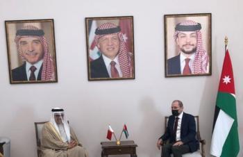 الأردن والبحرين يؤكدان استمرار التنسيق والتشاور