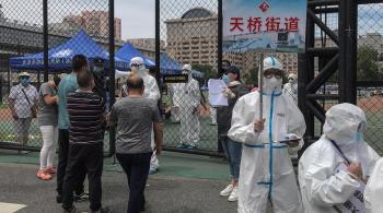 الصين تسجل 105 اصابات بفيروس كورونا