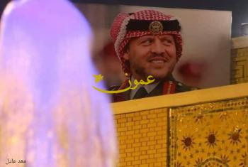 الملك سيزور المقبرة الملكية في العراق