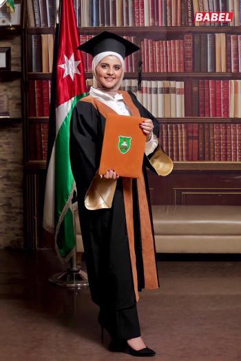 ديالا محمد الجريري ..  مبارك التخرج