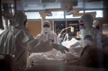ارتفاع عدد شهداء كورونا من الأطباء إلى 19