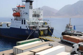 تسيير أول رحلة بحرية منظمة بين العقبة ونويبع بعد الجائحة