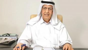 وفاة خالد الصانع رئيس نادي كاظمة الكويتي السابق