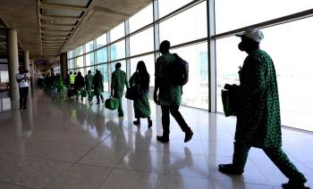 وصول طائرة تقل 267 سائحا نيجيريا في رحلة سياحة دينية إلى الأردن