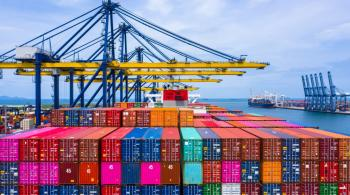 %23.1 ارتفاع الصادرات الوطنية