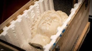 بسبب صورة ..  إيطاليا تستعيد نحو 800 قطعة أثرية