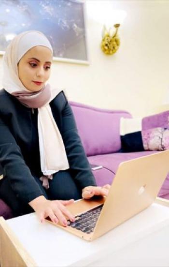 الرواشدة تمثل الاردن ببرنامج للارشاد المهني بالسعودية