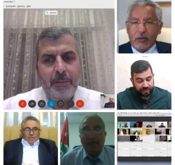 الخرابشة يشيد بعمق العلاقات التاريخية بين الأردن والامارات