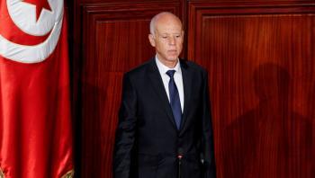 الرئيس التونسي: وزير المال المعفى من مهامه متوار عن الأنظار وهاتفه مغلق