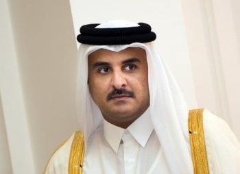امير قطر يتهم مصر والامارات والبحرين بتشويه علاقة بلاده مع واشنطن