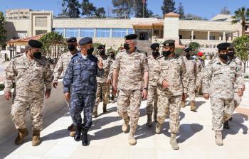 الحنيطي يرعى إعادة افتتاح نادي ضباط القوات المسلحة الأردنية