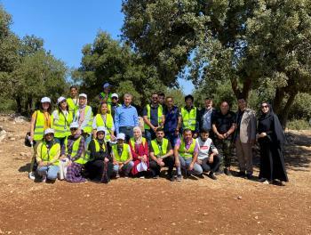 لبنان يشارك في عمل تطوعي في الأردن