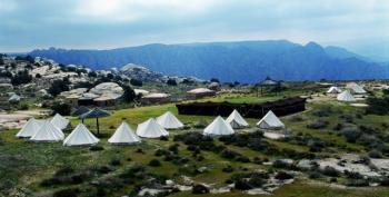 %5 من مساحة الأردن محميات