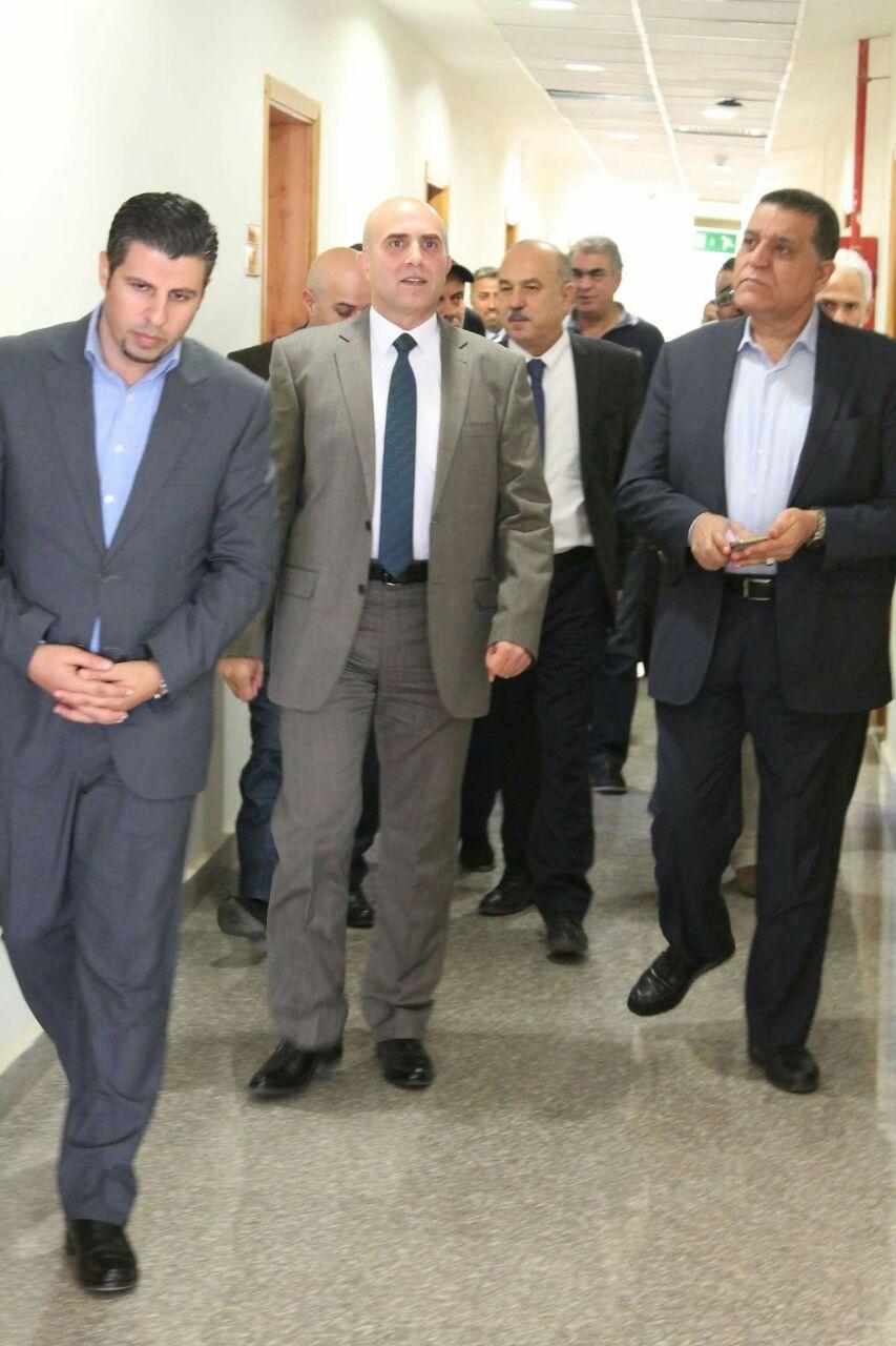 رئيس جامعة العقبة للتكنلوجيا يلتقي وفدا صحفيا ويستعرض مسيرة الجامعة