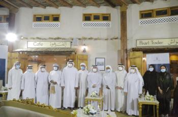معهد الشارقة للتراث خورفكان ينظم جلسة حول رمضان زمان