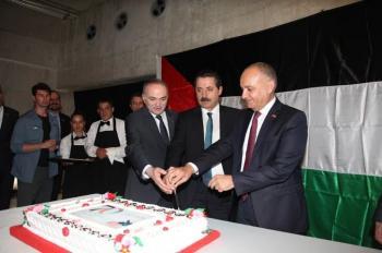 السفارة الاردنية في انقرة تحتفل بالذكرى الـ 70 لتأسيس العلاقات الدبلوماسية