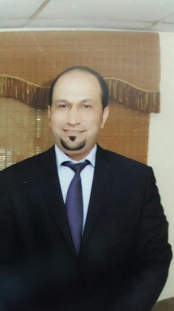 تهنئة لـ عبد المجيد موس الزبيدي