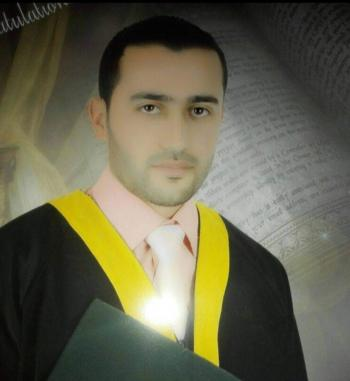 محمد لطفي رجوب ..  مبارك الماجستير