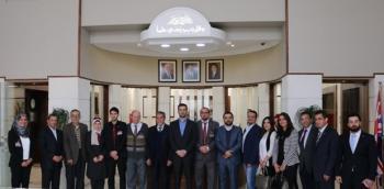 دبلوم متخصص في الاعلام من جامعة الشرق الاوسط