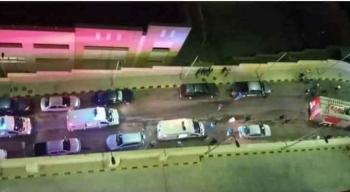 مدير مستشفى السلط : تسريب في اسطوانة غاز واصابة واحدة فجر اليوم