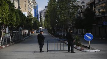 إغلاق شامل في مدن فلسطينية لمواجهة كورونا