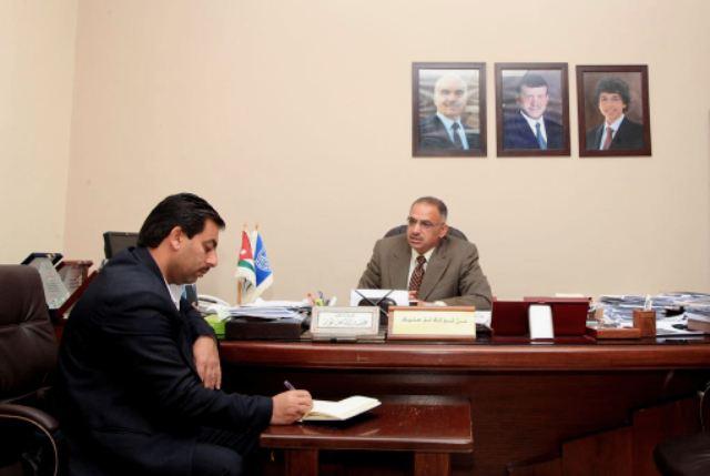 د.عبد الناصر نور : نعمل لتأهيل كلية الأعمال للوصول للعالمية