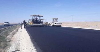 عطاء فتح وتعبيد شوارع لبلدية رابية الكورة