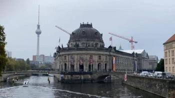تعرض قطع أثرية من بينها فرعونية للتخريب في برلين
