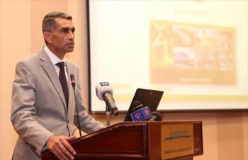 وزير النقل يدعو لتطوير دائرة الارصاد الجوية