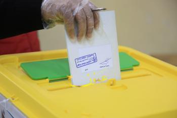 ثلاثة مترشحين يطعنون بنتائج انتخابات ثانية عمان
