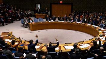 أمريكا ترفض عقد اجتماع علني لمجلس الأمن بشأن الأوضاع في فلسطين
