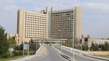 وقف العيادات الخارجية والعمليات غير الطارئة بمستشفى الملك المؤسس