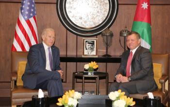 قمة اردنية – امريكية في تموز على اجندتها قانون قيصر