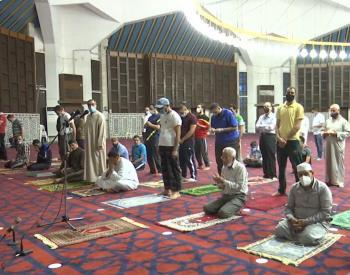التراويح تعود إلى مساجد الأردن