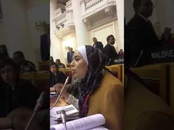 هجوم غير مسبوق على إسرائيل بختام مؤتمر البرلماني الدولي