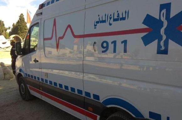 الدفاع المدني يتعامل مع 3885 حالة إسعافية الجمعة