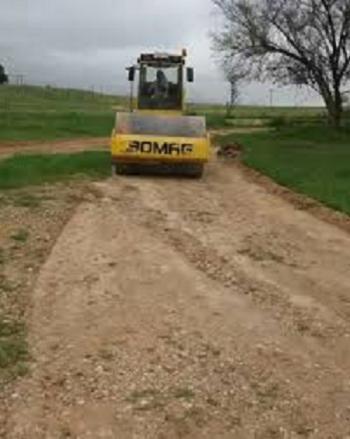 مطلوب انشاء طرق زراعية /اشغال الكرك