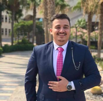 محمد نجل النائب طلال النسور يحصل على شهادة الهندسة
