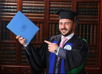 البكالوريوس لـ سلطان احمد الخياط