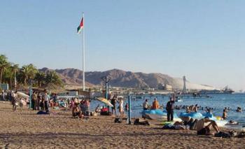70 ألف زائر للعقبة خلال عطلة العيد