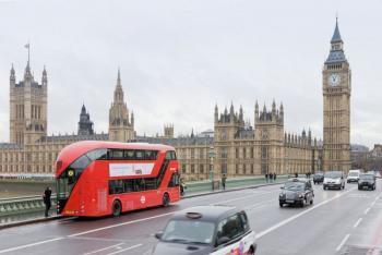لندن تفرض ضريبة على السيارات الأكثر تلويثا للهواء