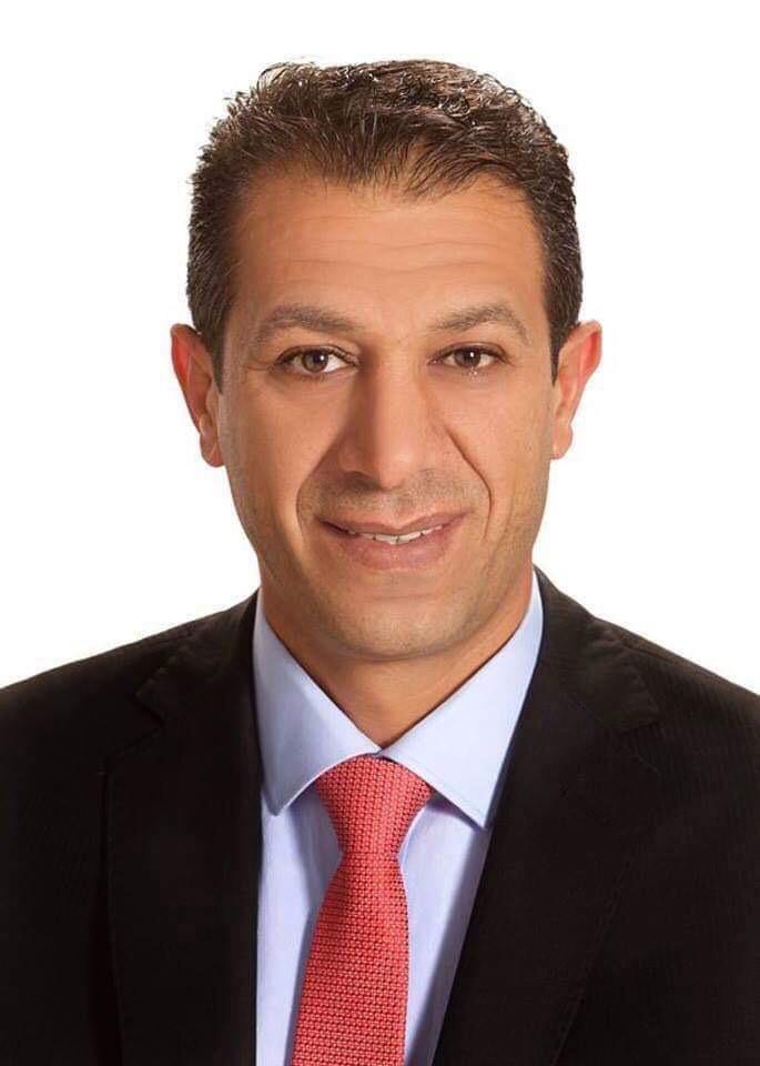 المحامي الدكتور غازي العودات