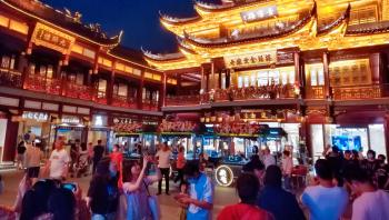 بكين: الصين ستتجاوز أمريكا كأكبر سوق استهلاكي في العالم