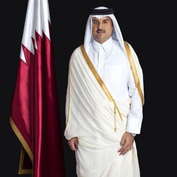 الأمير تميم يترأس الوفد القطري للمشاركة في القمة الاربعاء