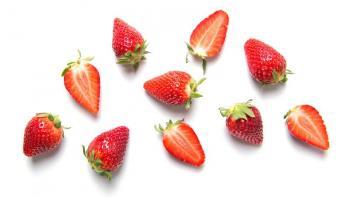 فوائد الفراولة للدم