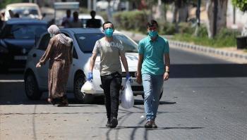 199 إصابة جديدة بفيروس كورونا في غزة