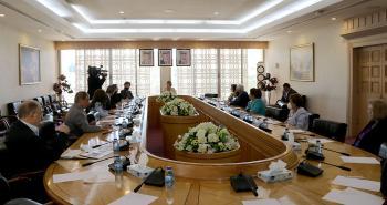لجنة المرأة في الأعيان تلتقي وفد جمعية النساء العربيات